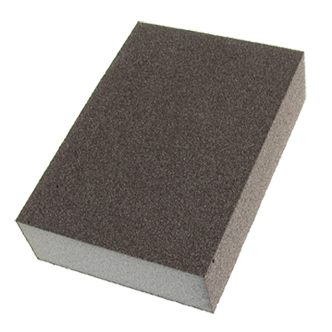Rectangular Medium 120 Grit Sanding Sponge Block 100mm x 70mm x 25mm