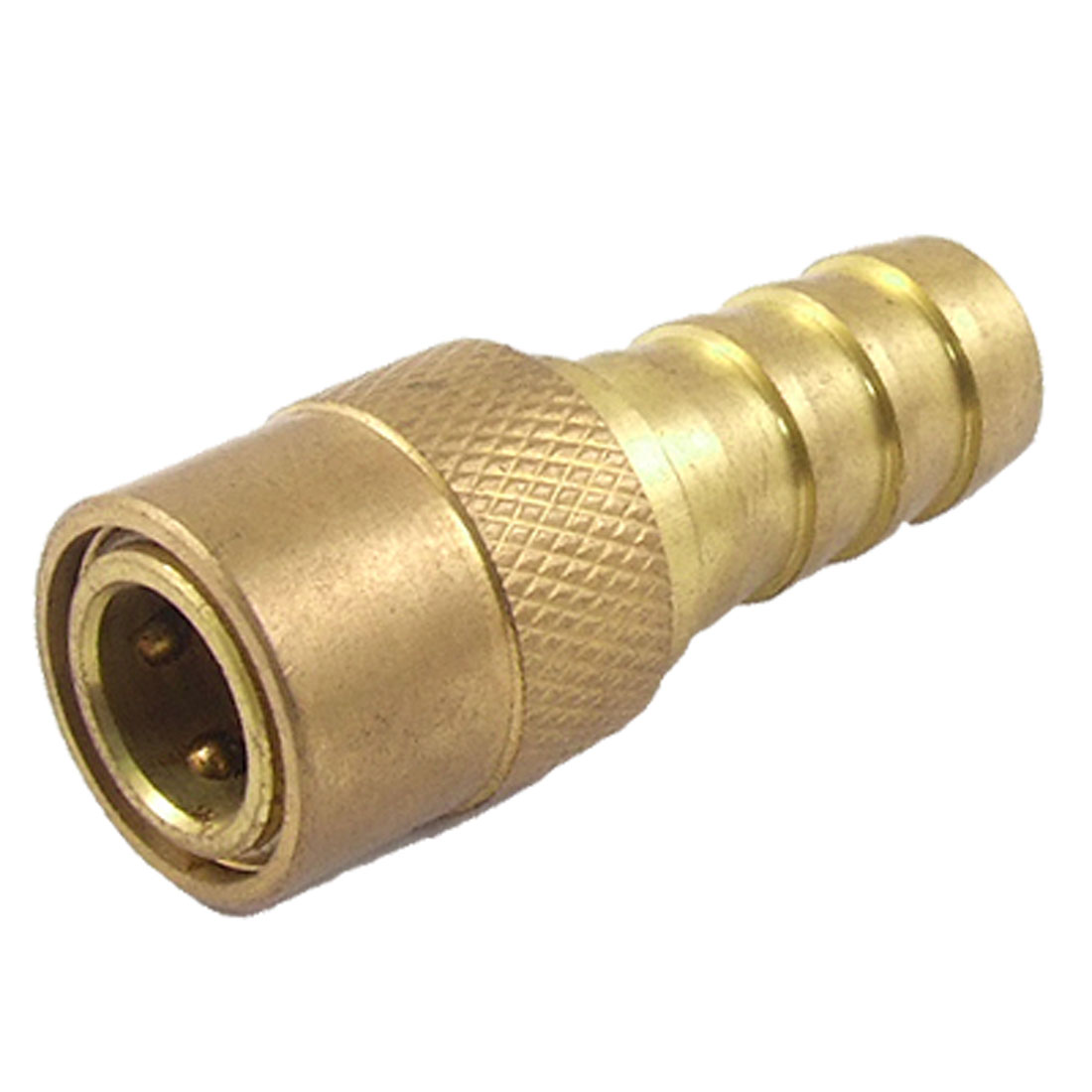 "1.81"" Length Male Quick Fitting Mould Brass Pipe Nipple Fitting"