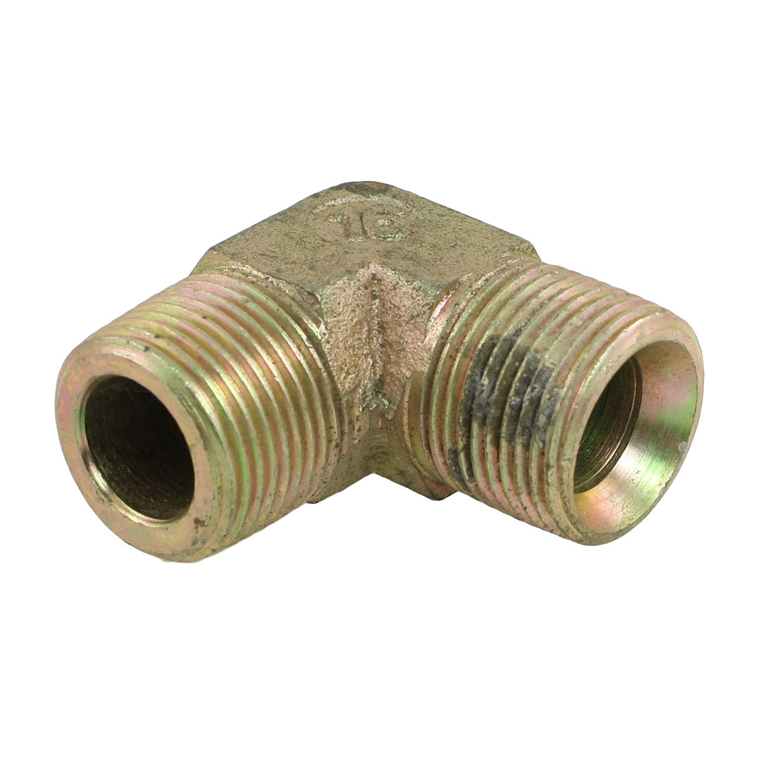 """1"""" PT Male 90 Degree Union Elbow Water Fuel Pipe Fitting"""