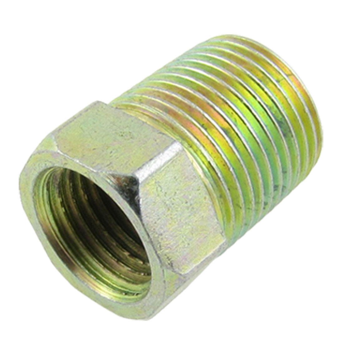 16.5mm x 11.5mm M/F Thread Pipe Nipple Hex Reducing Bushing Connector