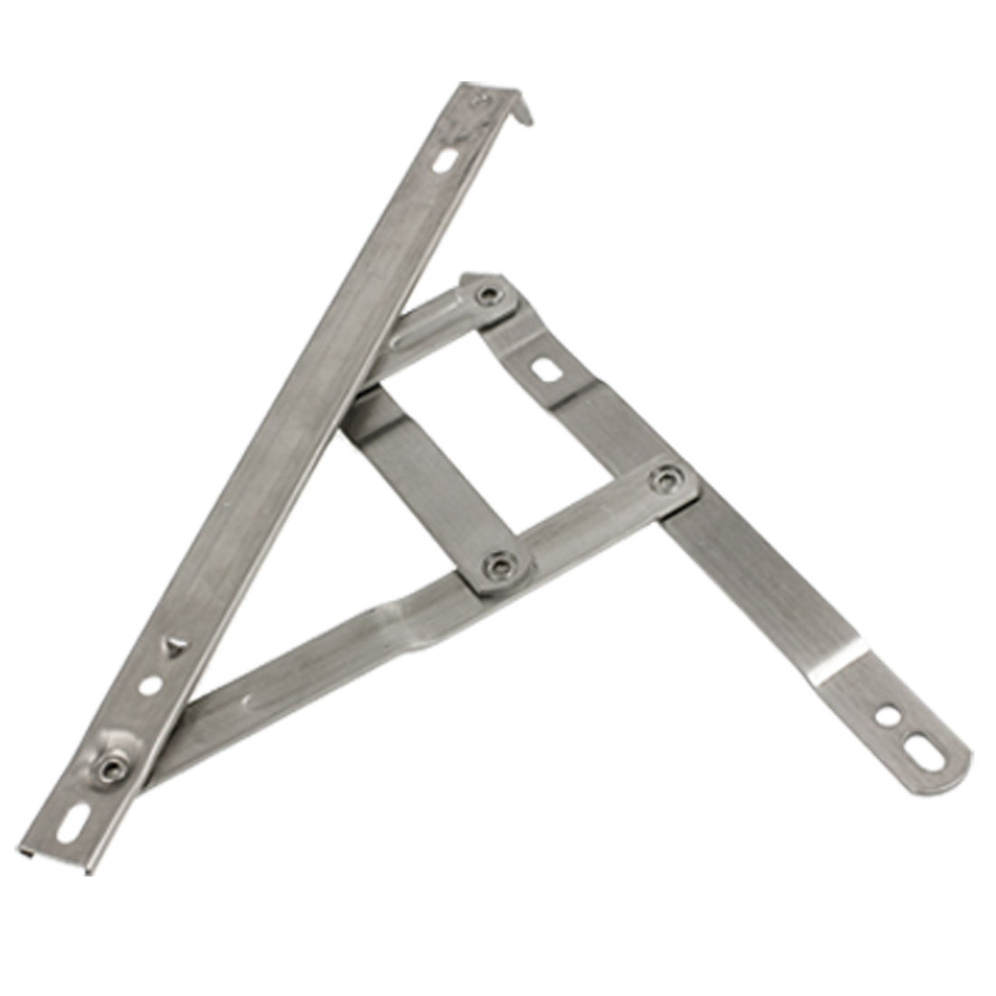 "11.8"" Stainless Steel 4 Foldable Bars Casement Awning Window Hinge"