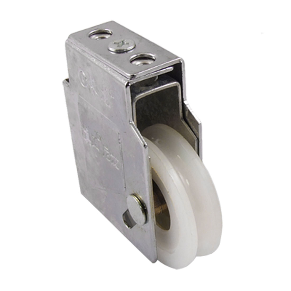 "43mm 1.7"" Dia Single Roller Sliding Door Window Roller Sash Pulley"