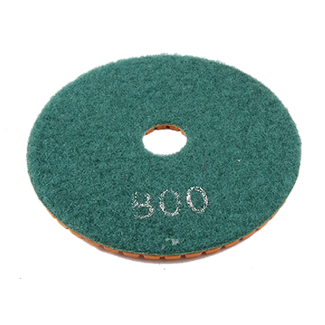 "Granite Marble Stone 4"" 800 Grit Diamond Resin Polishing Pad Disc 5.5mm Thick"