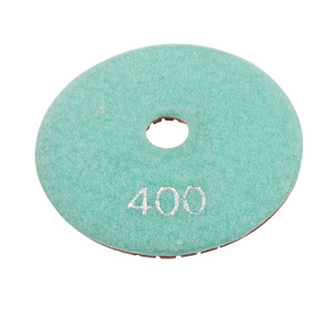 "4"" Inch Wet Dry Diamond Polishing Pad Disc 400 Grit for Granite Marble Stone"