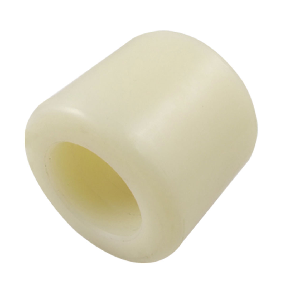 78mm Diameter 69mm Length Nylon Wheel Beige for Pallet Truck