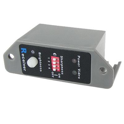 CCTV Camera NTSC PAL SECAM 1CH Active UTP Video Receiver DC 12V