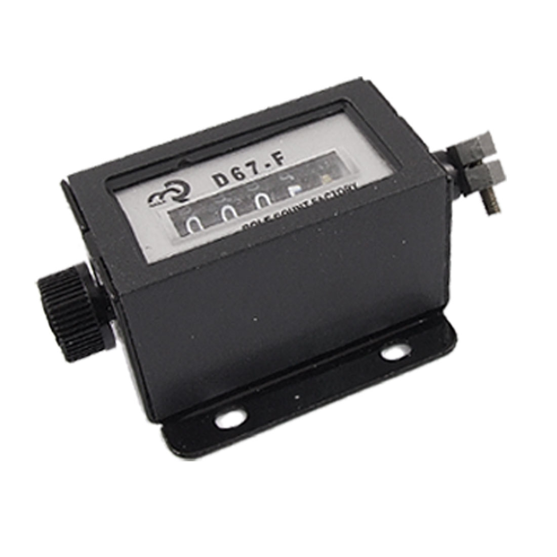 D67-F Plastic Housing 5 Digits Stroke Totalizing Pulling Counter