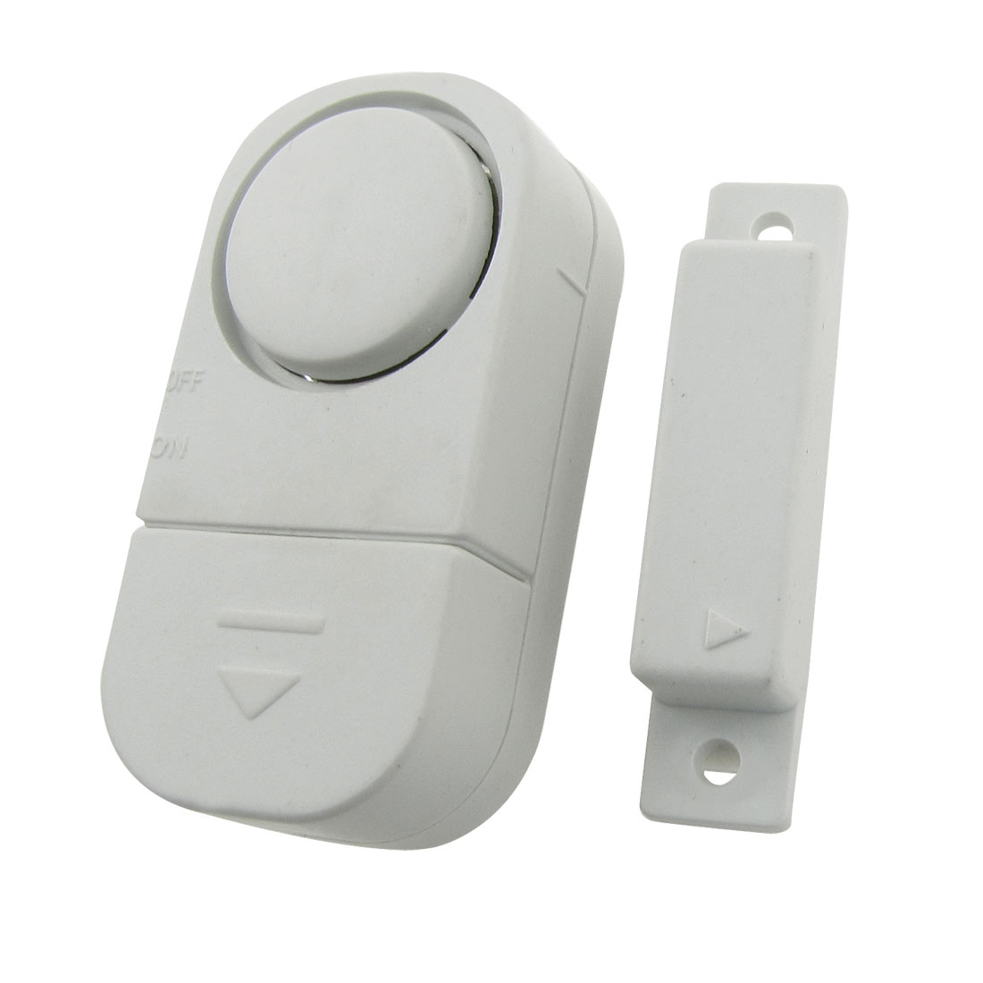 10mm Distance Home Security Window Burglar Entry Magnetic Sensor Alarm