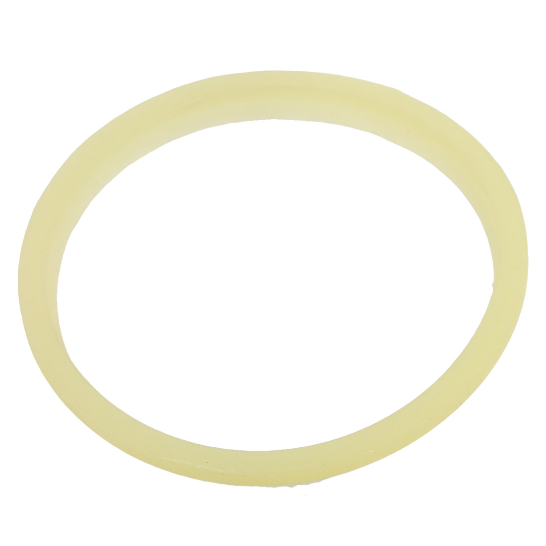 90mm x 102mm x 4mm x 8mm J Type PU Ultrathin Rod Wiper Dust Seal