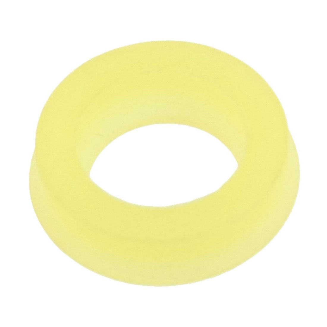 Hydraulic Cylinder Single Lip PU QYD Sealing Hole Oil Seal Ring 17x25x8mm