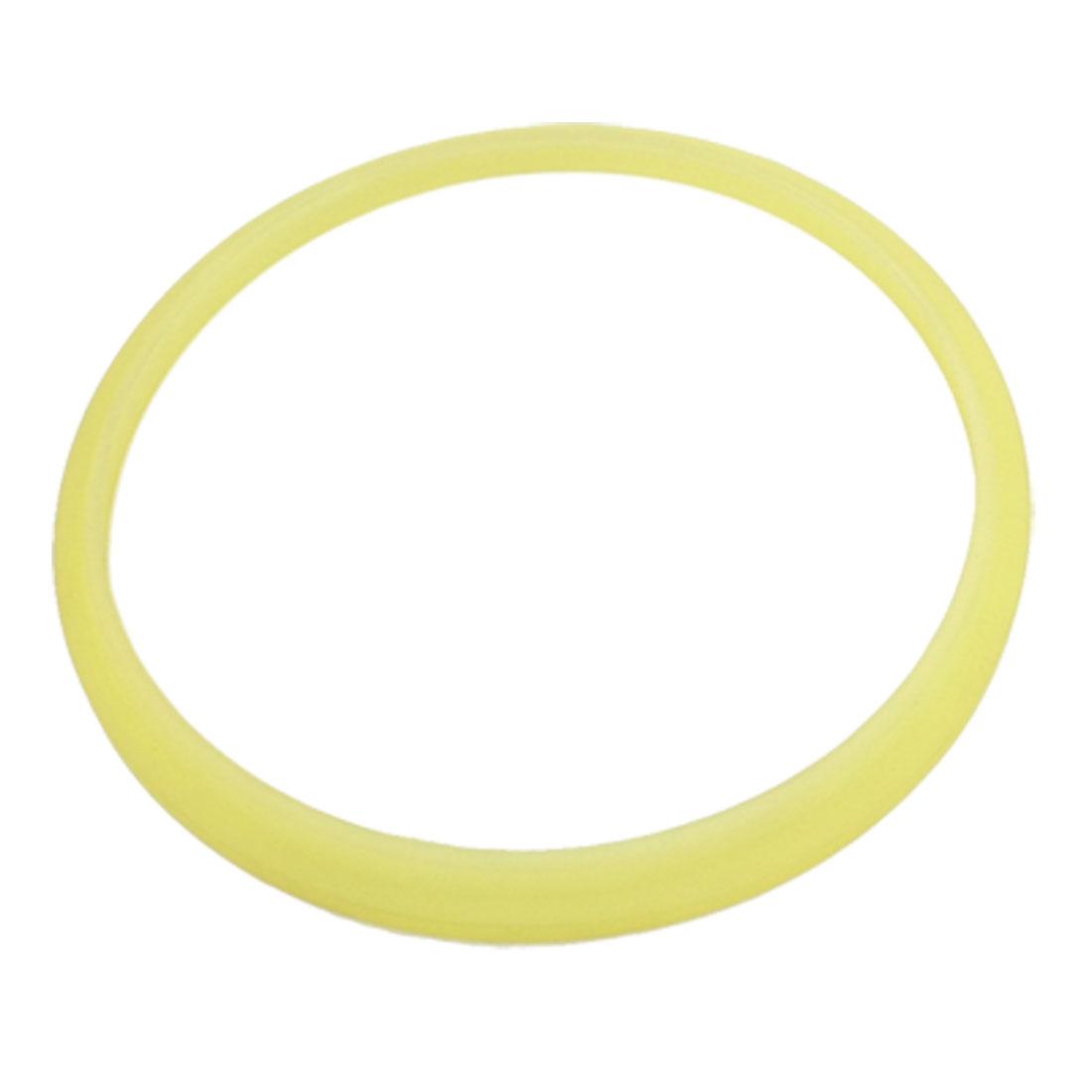 Air Cylinder 125mm x 140mm x 5mm x 10mm J Polyurethane Single Lip Dust Seal