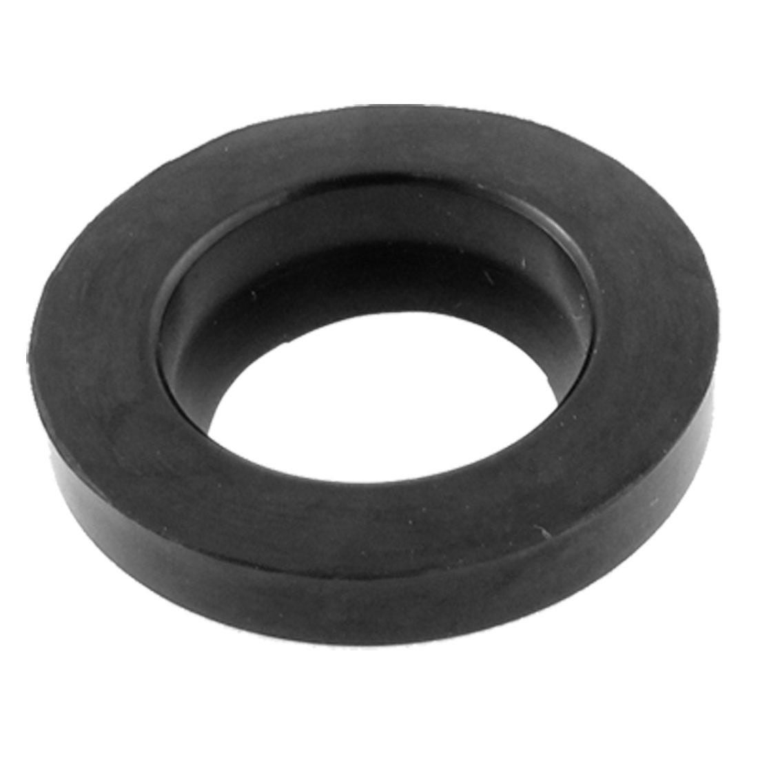 Black 18mm x 30mm x 5mm x 9mm Wiper Dust Seal Ring Gasket