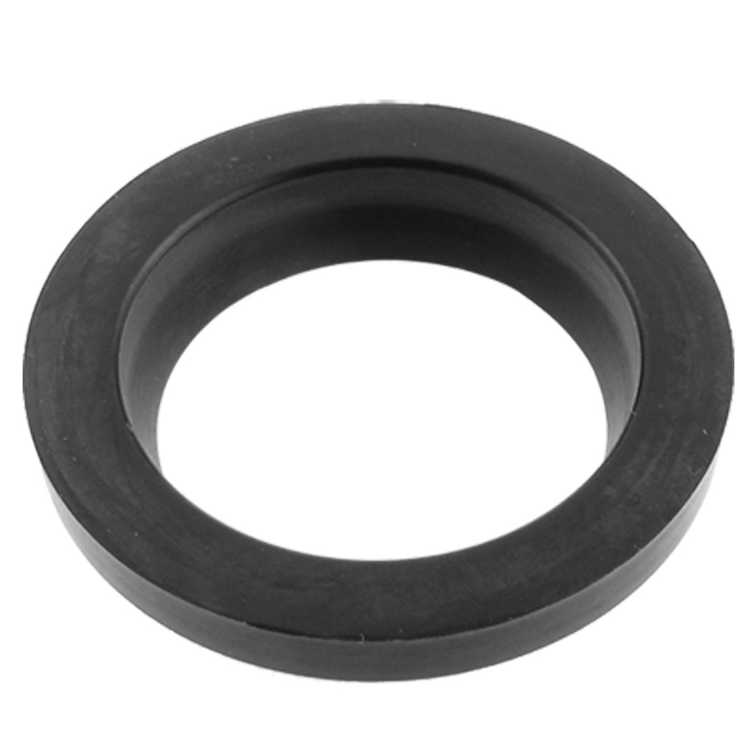 30mm x 42mm x 5mm x 9mm PU Dust Proof Shaft Oil Seal Black