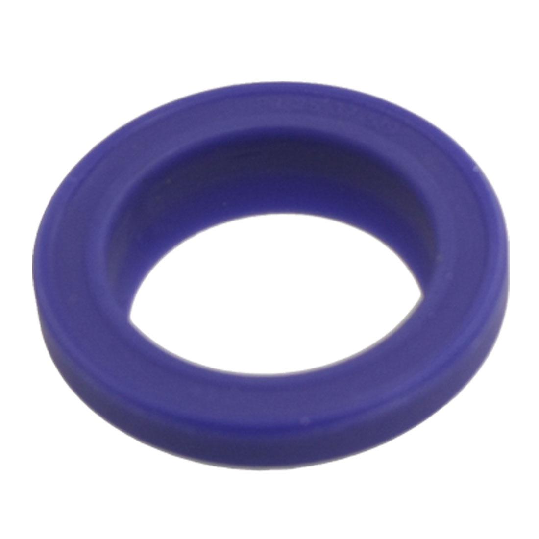 Air Cylinder 25x37x5x9mm Polyurethane PU FJ Type Ring Dust Wiper Seal