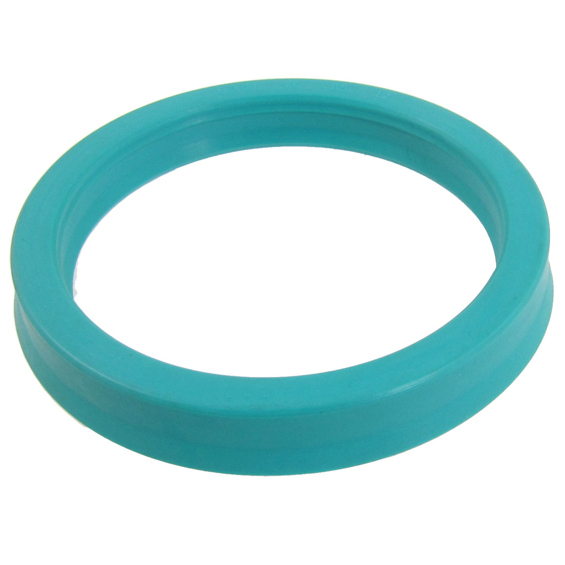 U32i Metric Single Lipped Hydraulic Rod PU Grease Oil Seal 70x85x12mm Cyan Blue
