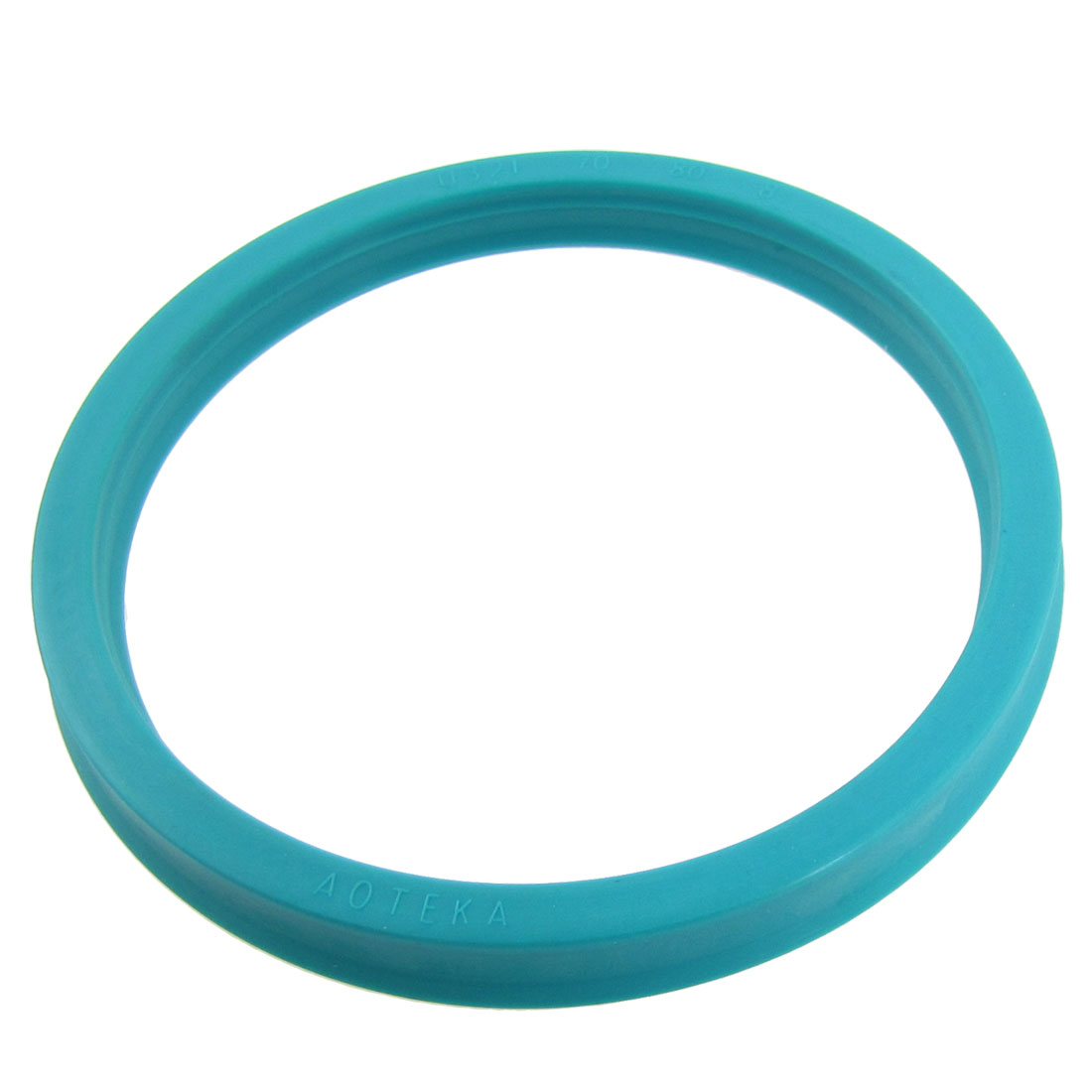 Metric 70 x 80 x 8mm Single Lip Piston Rod Oil Grease Seal U32i
