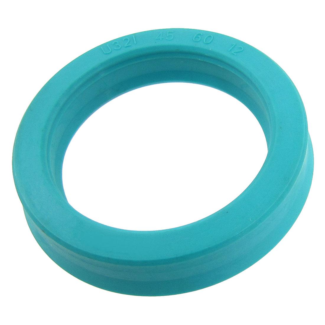 U32i Metric Single Lip U Cup PU Oil Seal 45x60x12mm for Hydraulic Cylinder