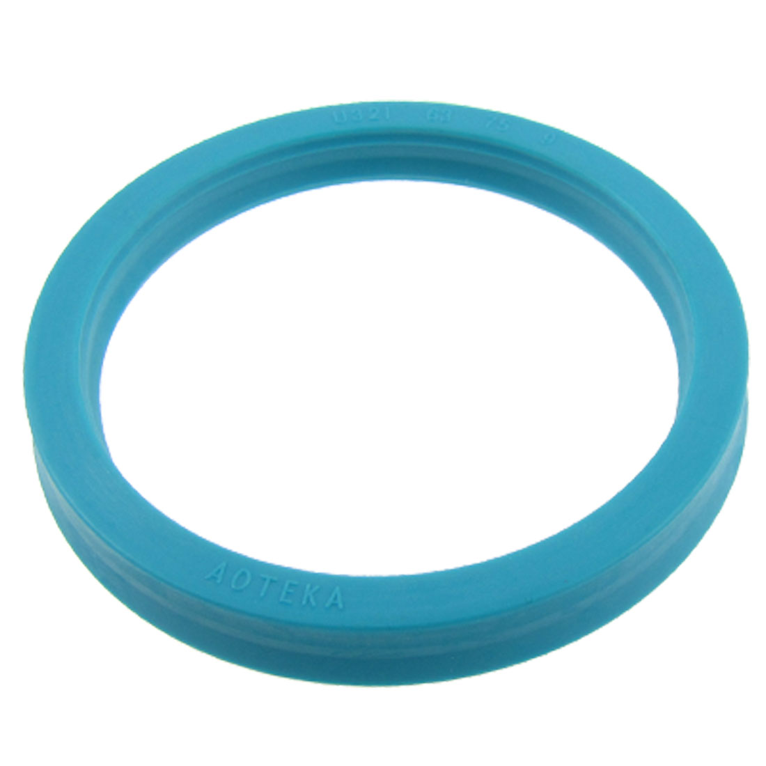 U32i Metric Single Lip U Cup PU Oil Seal 63x75x9mm for Hydraulic Cylinder