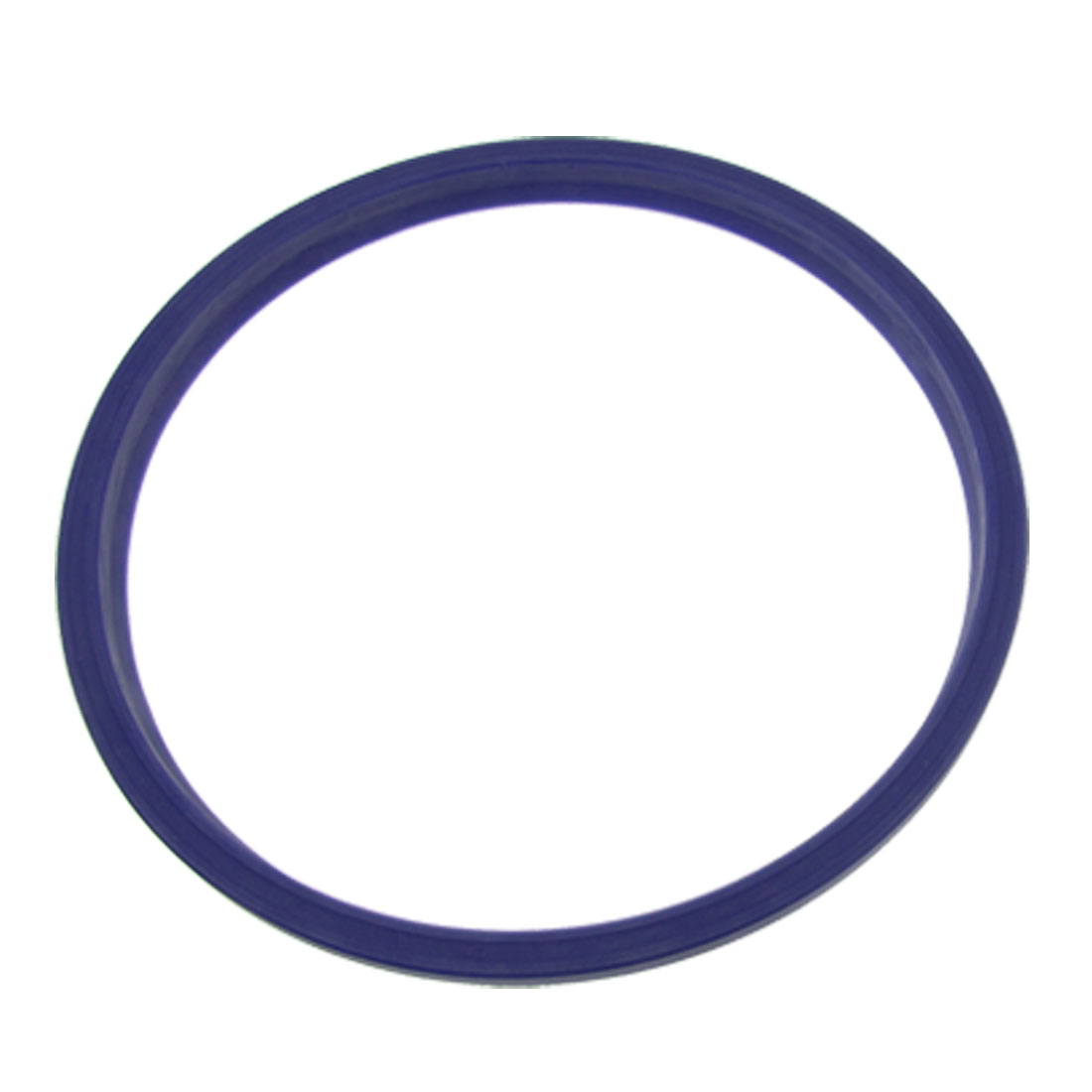 PU Piston Rod Dust Proof Seal Sealing Ring Blue FJ 195x215x7x13mm