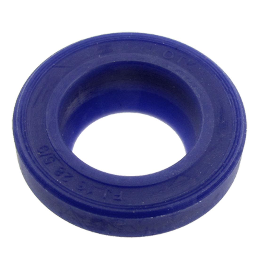 Air Cylinder 16x28x5x9mm Polyurethane PU FJ Type Wiper Shaft Dust Seal