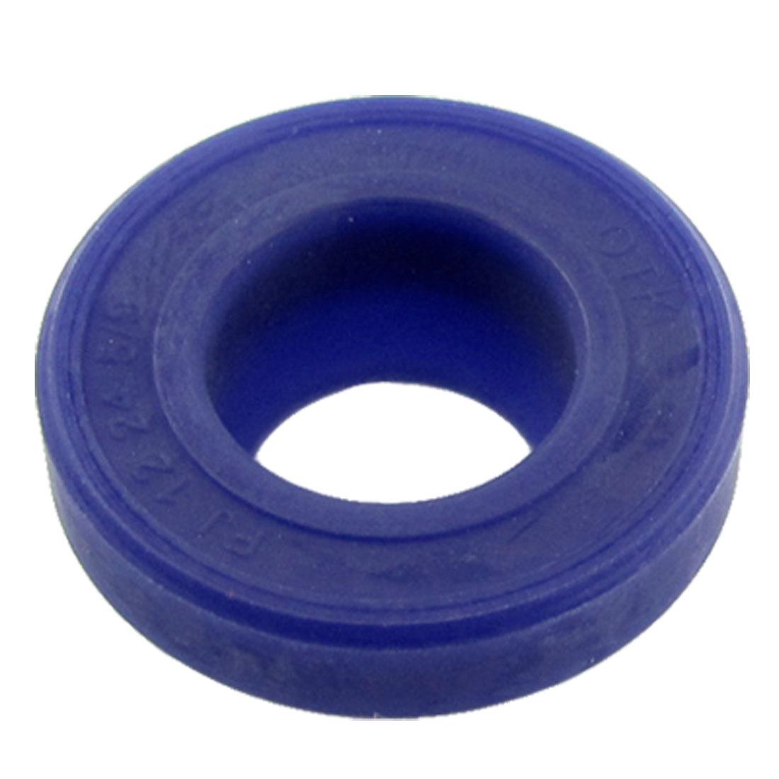 12x24x5x9mm Polyurethane PU Piston Rod Wiper Shaft Oil Seal Dust Lip