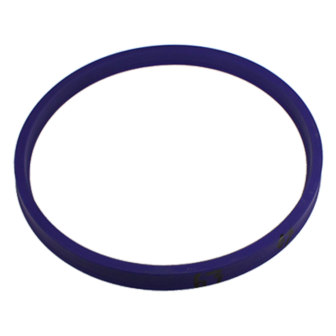 Hydraulic 210mm x 226mm x 18mm Piston Rod PU Oil Grease Seal Ring
