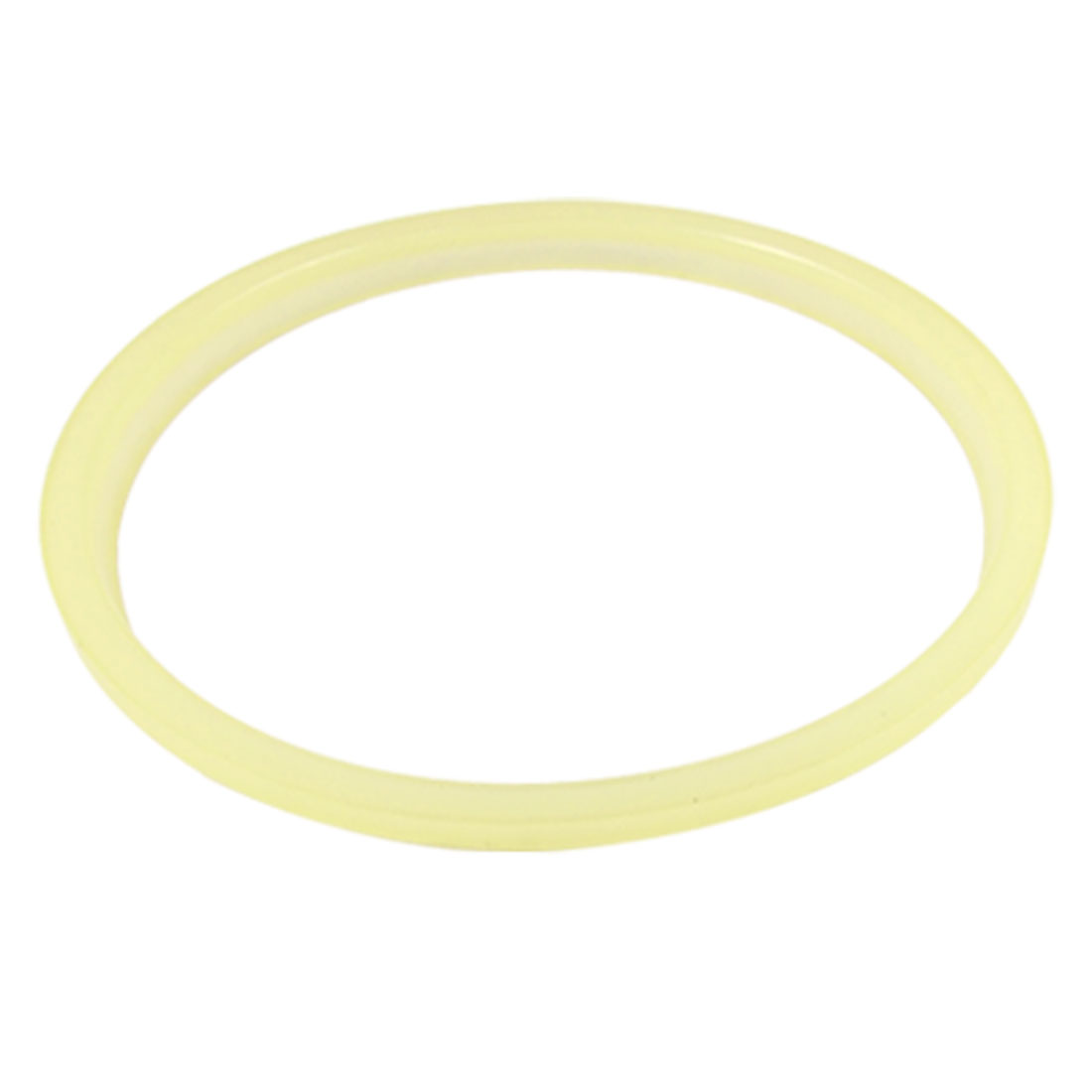 Cylinder Piston Rod J PU Single Lip Dust Wiper Seal 190mm x 210mm x 7mm