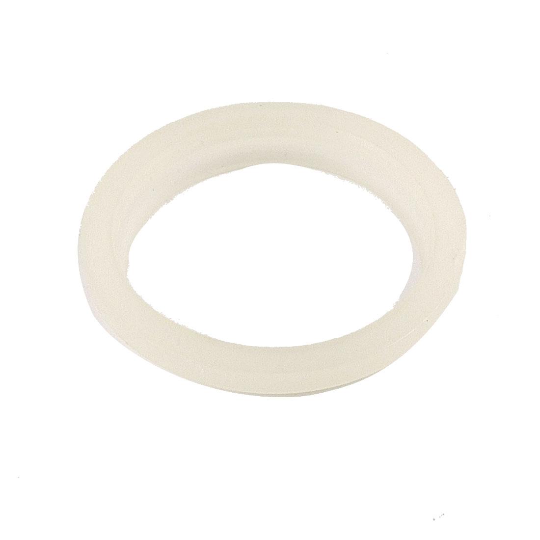 50mm x 62mm x 5mm x 10mm Polyurethane Gasket Dust Seal for Air Cylinder