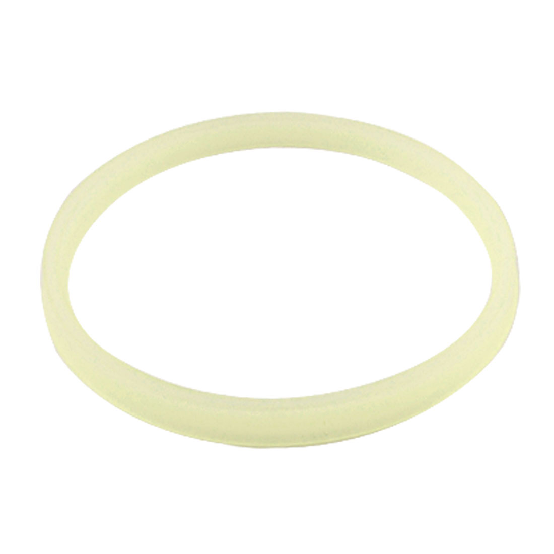 145mmx135mmx12mm Beige Polyurethane Pressure Oil Seal for Auto Car