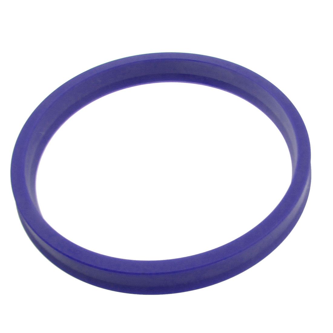 Motorcycle Crankshaft Blue PU Piston Rod Oil Seal 160x144x18mm