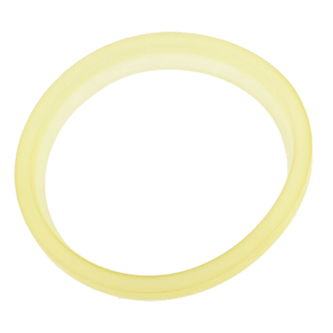 Cylinder 105 x 121 x 7 x 14mm Polyurethane J Type Dust Seal Ring