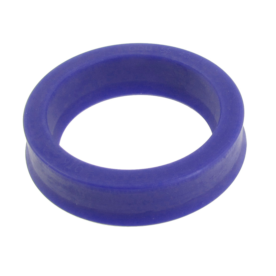Auto Car Blue Polyurethane 55x47x10mm Hydraulic Cylinder Oil Seal