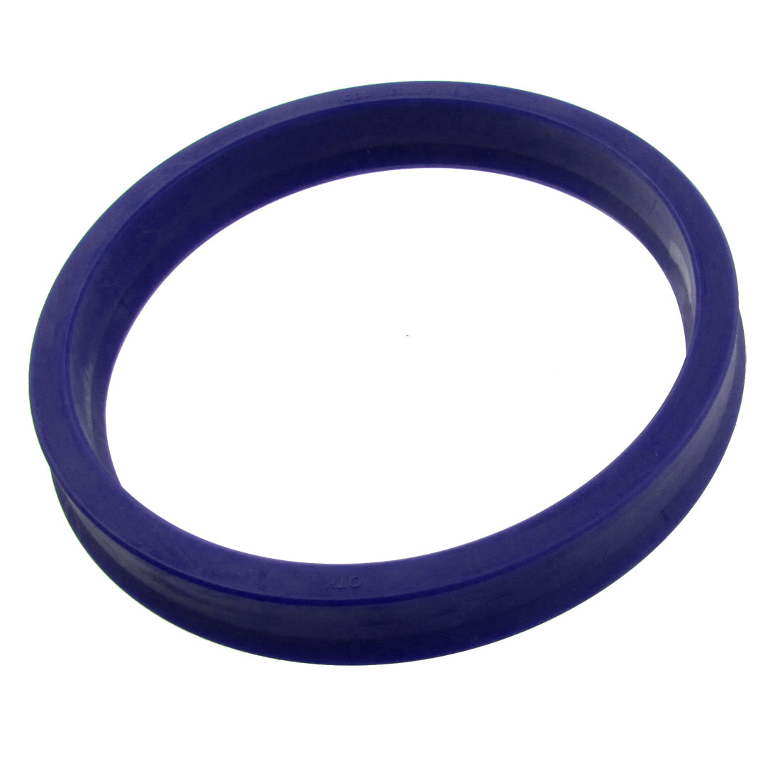 130mm x 118mm x 14mm Blue Polyurethane Cylinder Piston Oil Seal