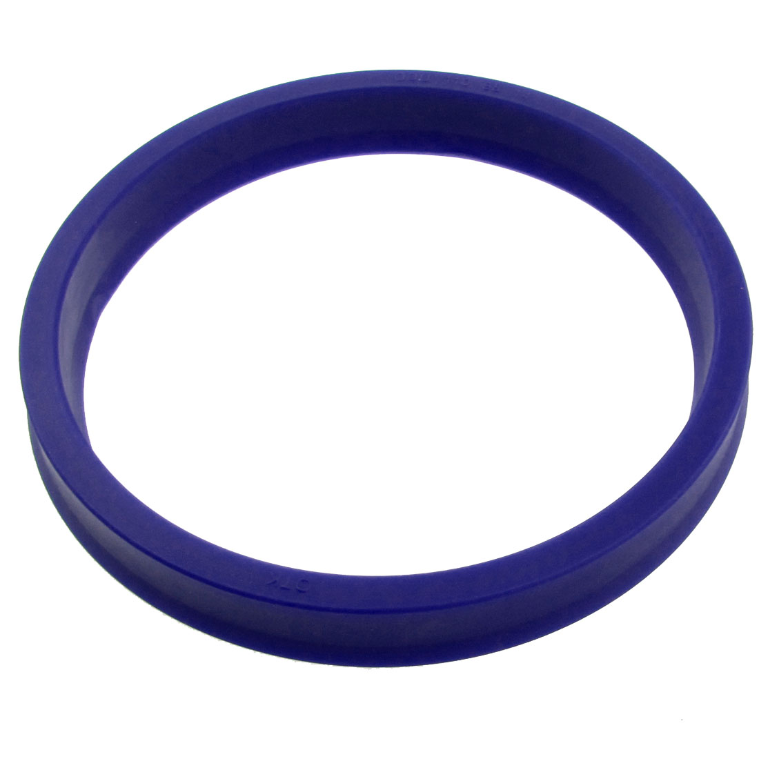110mm x 94mm x 18mm Motorcycle Crankshaft Blue PU Hydraulic Oil Seal