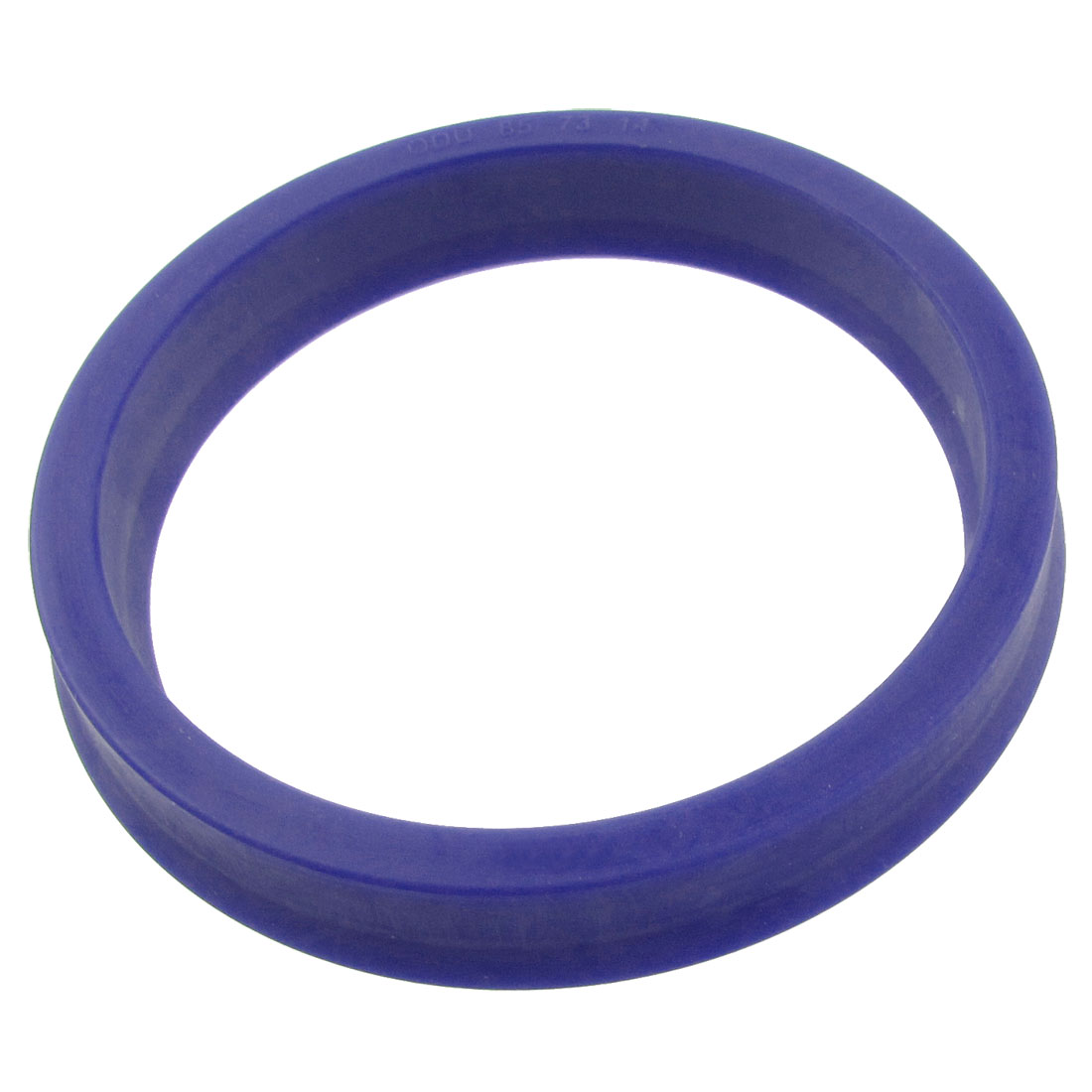 85mm x 73mm x 14mm Blue Polyurethane Hydraulic Cylinder Oil Seal