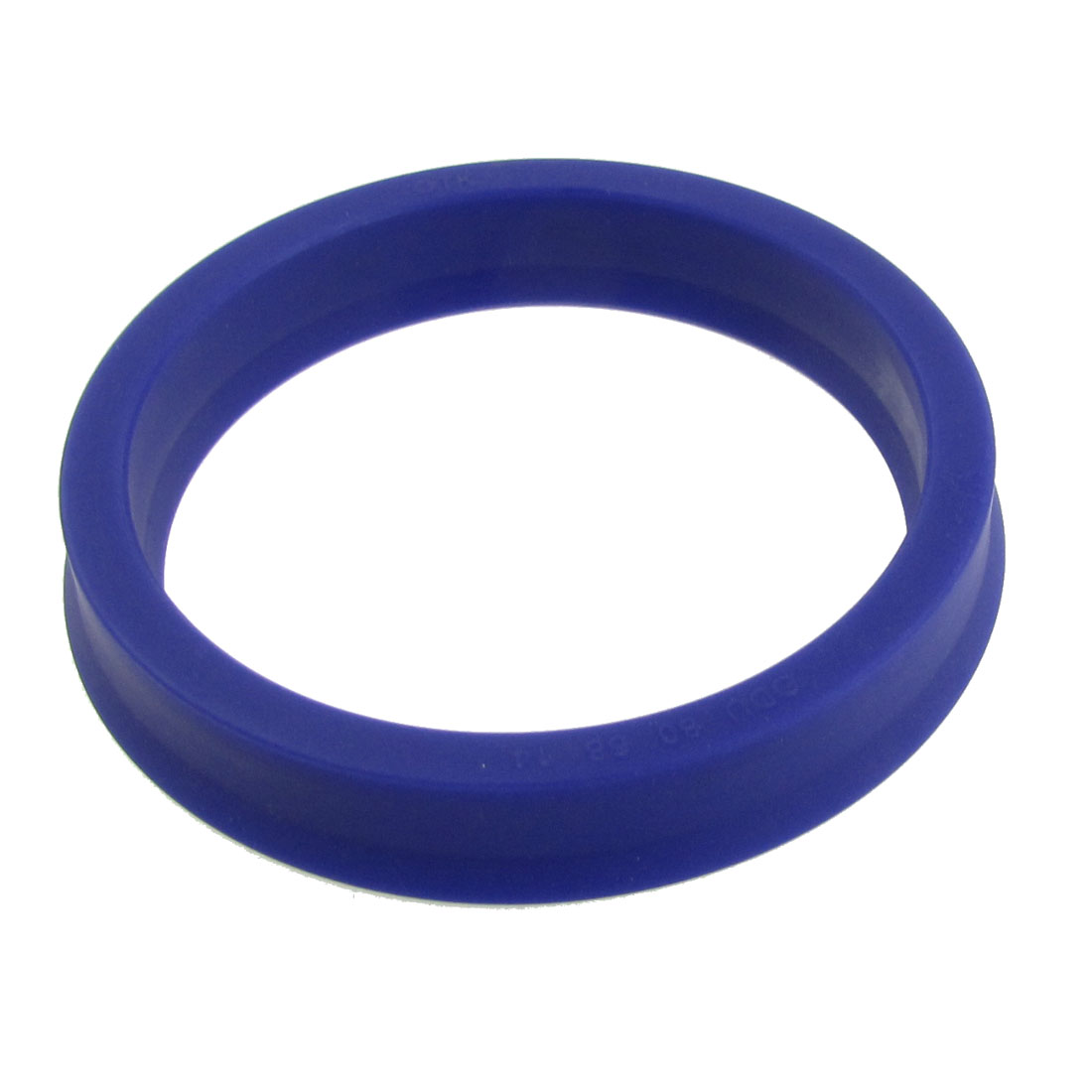 ODU Blue Polyurethane PU 80x68x14mm Cylinder Piston Oil Seal