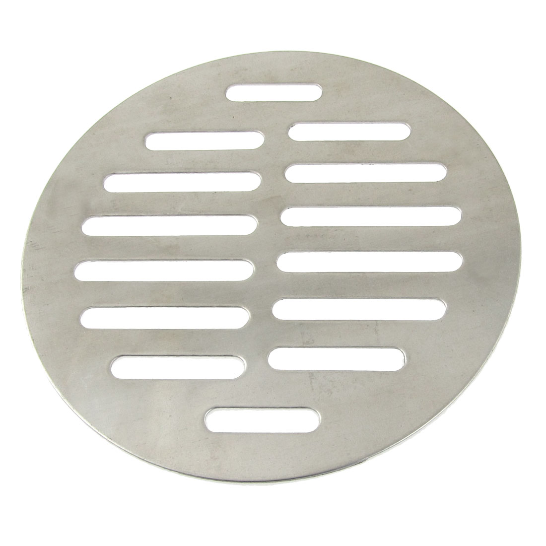 Home Bathroom 14 Holes Round Stainless Steel Floor Drain Cover