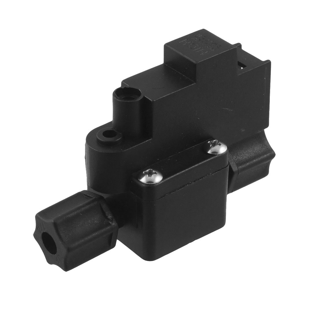 DC 12-110V Water High Pressure Switch Black