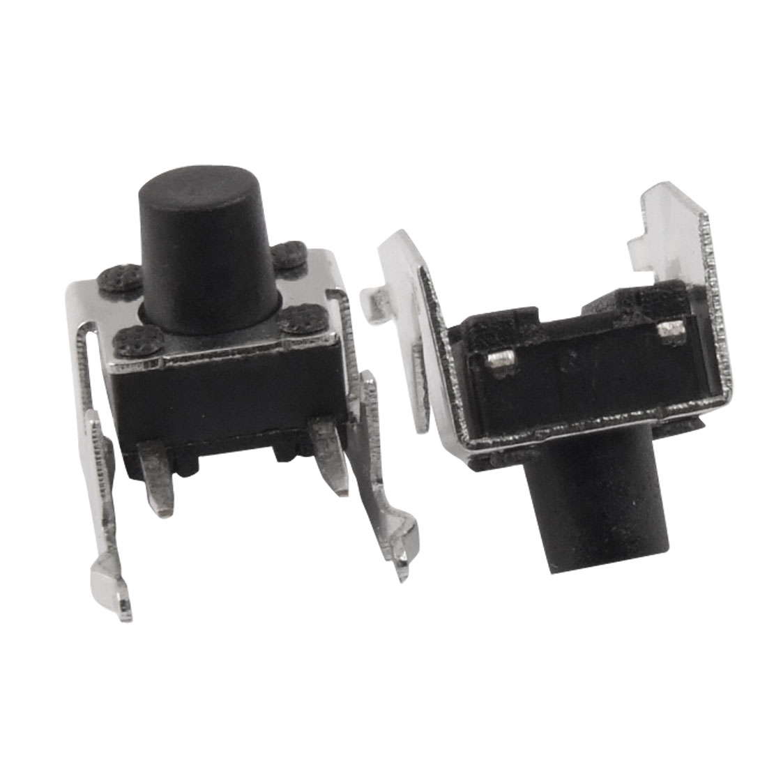 20 Pcs Momentary Right Angle Tactile Tact Push Button Switch 6 x 6mm x 7mm