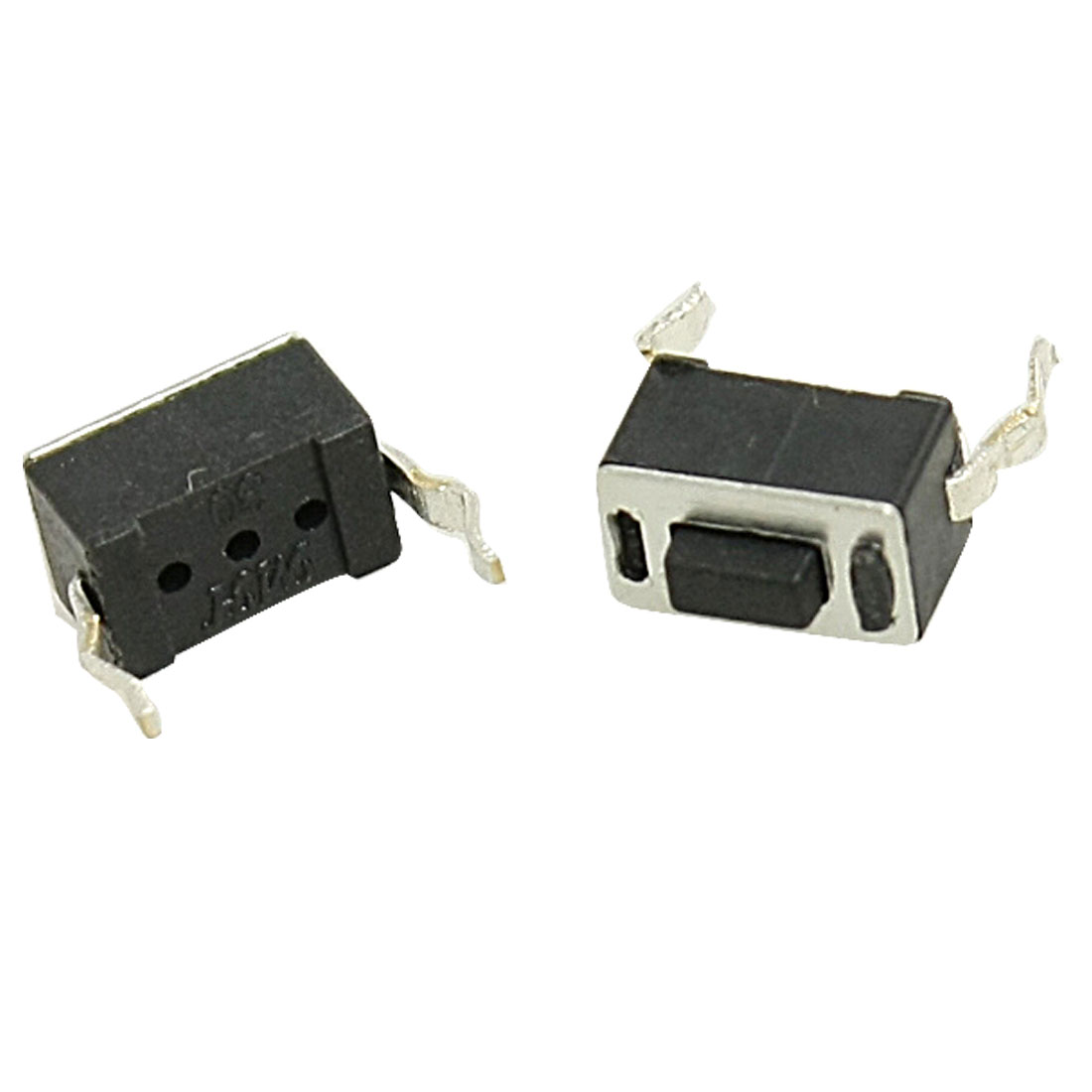 50x Momentary Tact Tactile Push Button Switch DIP Through Hole 3x6x4.3mm