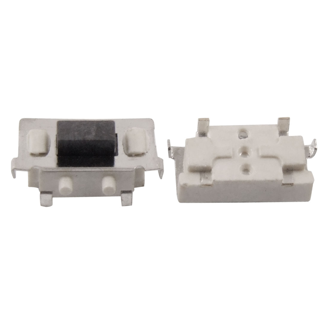 50 Pcs Momentary Tact Tactile Push Button Switch SMD SMT PCB 2 Pin 3 x 6 x 3.4mm