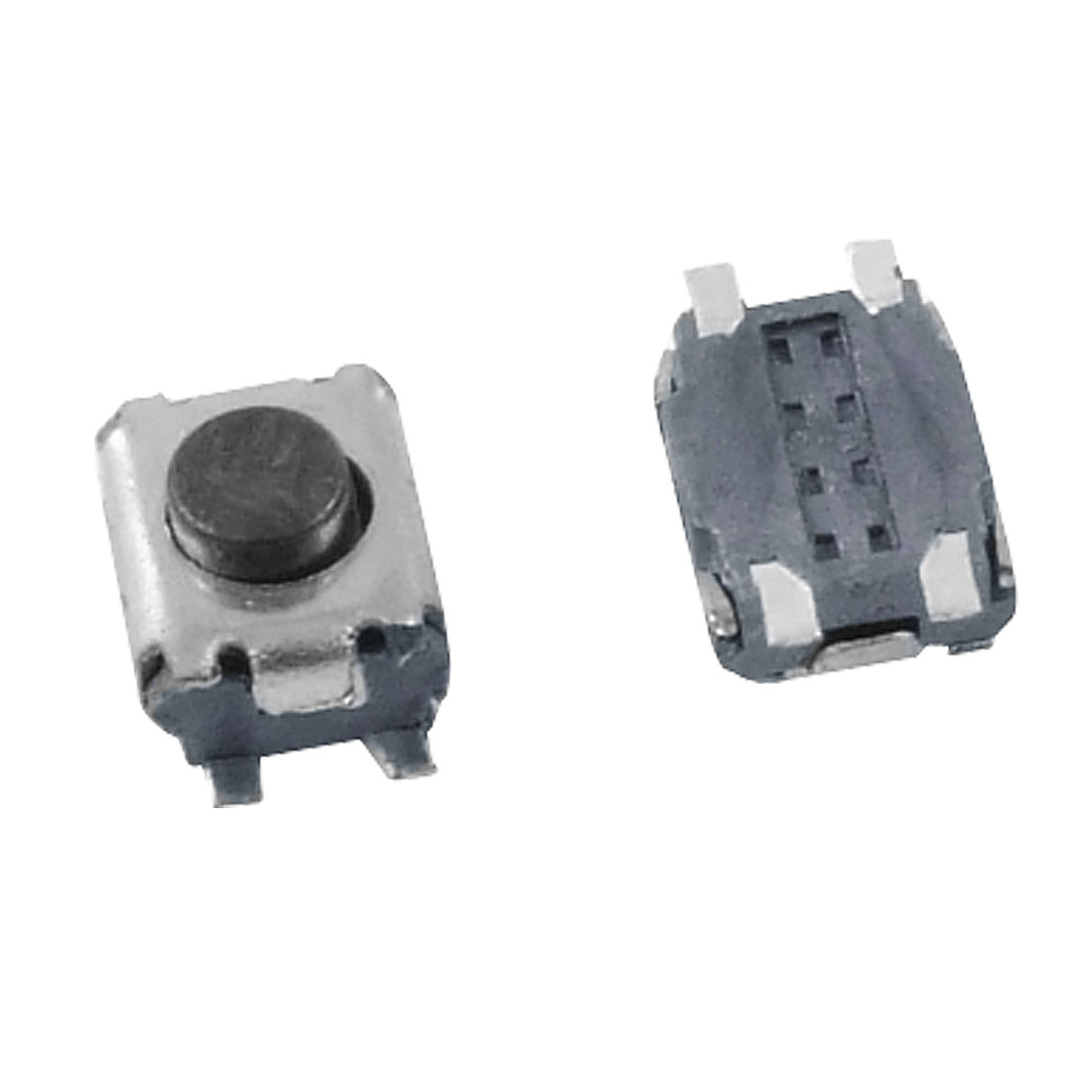 50 Pcs Momentary Tactile Tact Push Button Switch 3 x 3.5 x 2mm 4 Pin SMD SMT