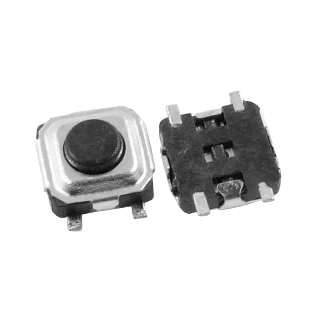 20 Pcs Momentary Tactile Tact Push Button Switch 3 x 3mm x 1.5mm 4 Pin SMD SMT