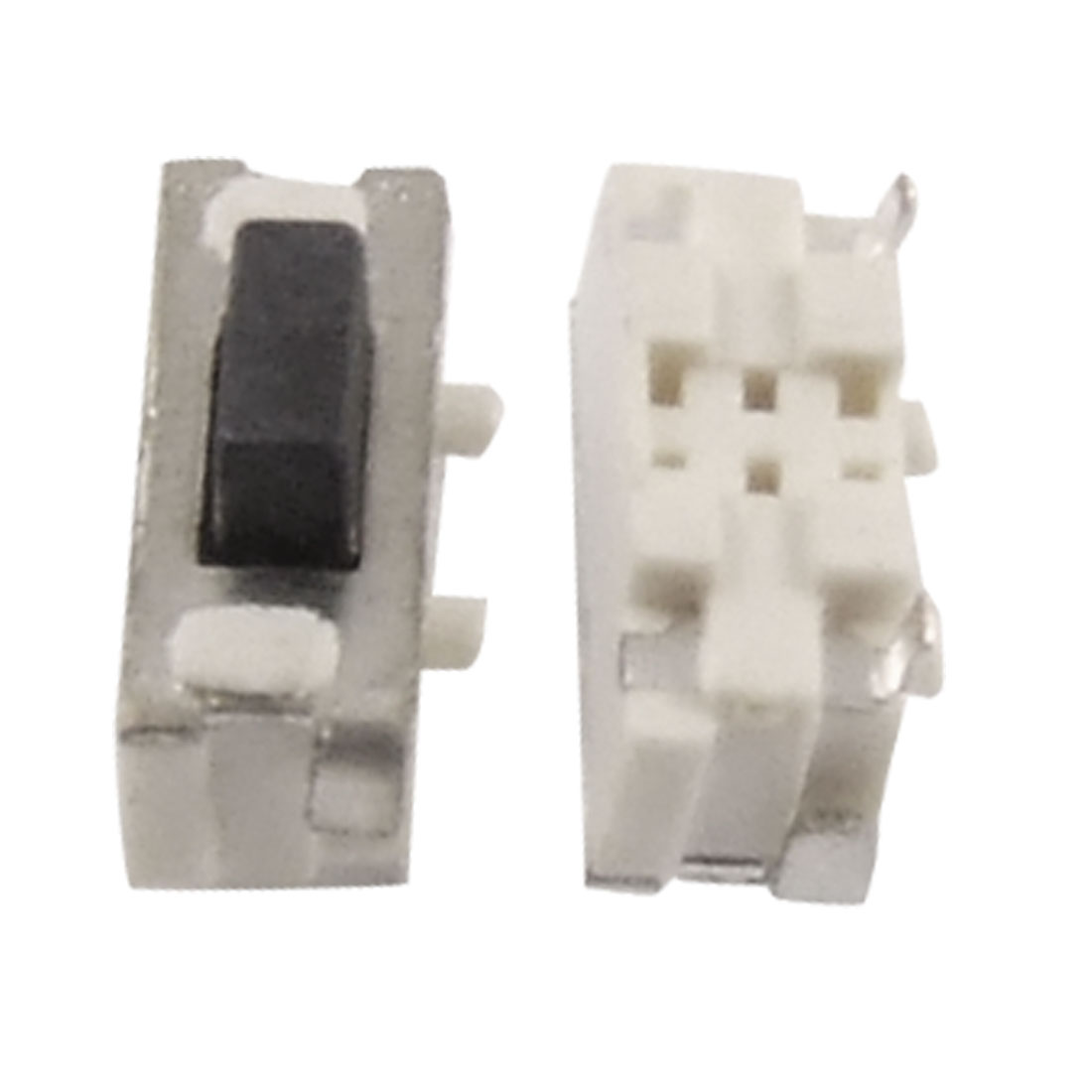 50 Pcs Momentary Tactile Push Button Switch 1.9 x 4.5 x 3.5mm SMD Surface Mount NO