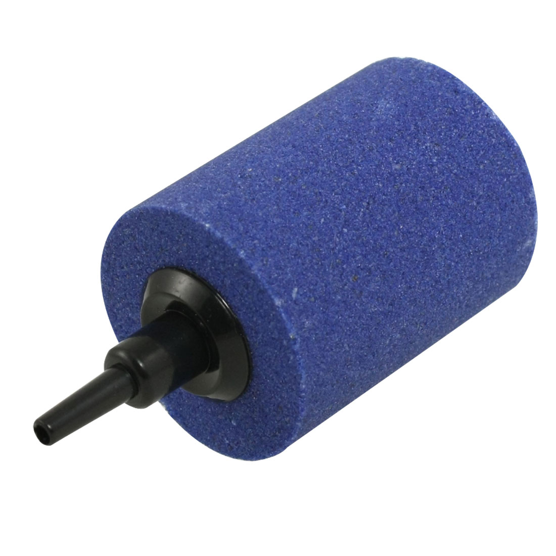 "Blue 1.5"" Dia Cylinder Bubble Air Stone for Fish Tank Aquarium"