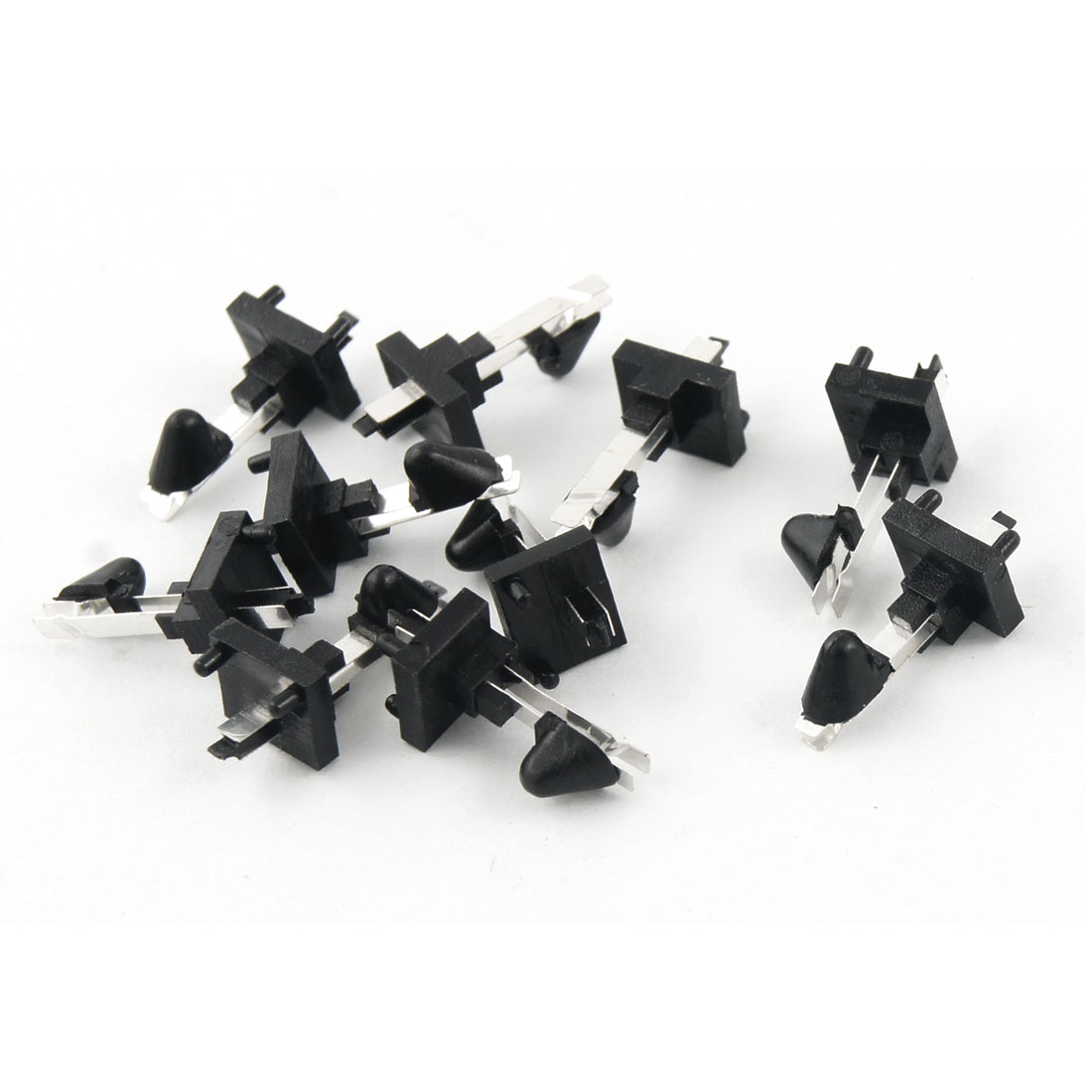 10 Pcs CS-068-2 DC 16V 1A 1P1T Leaf Switch for Electric Toy