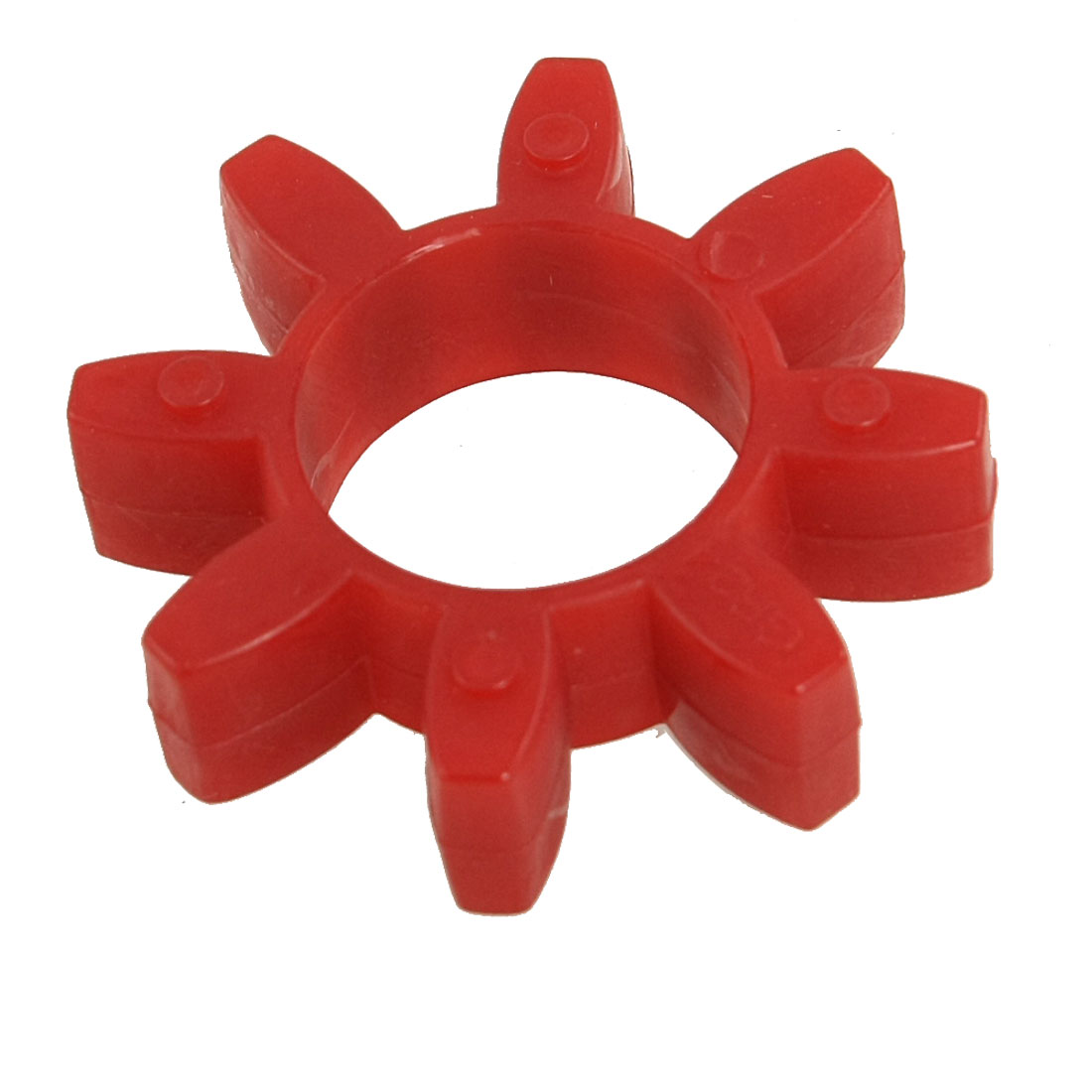 "27mm 1 1/16"" Bore 8 Petal Shaft Coupling Cushion Spider Insert"