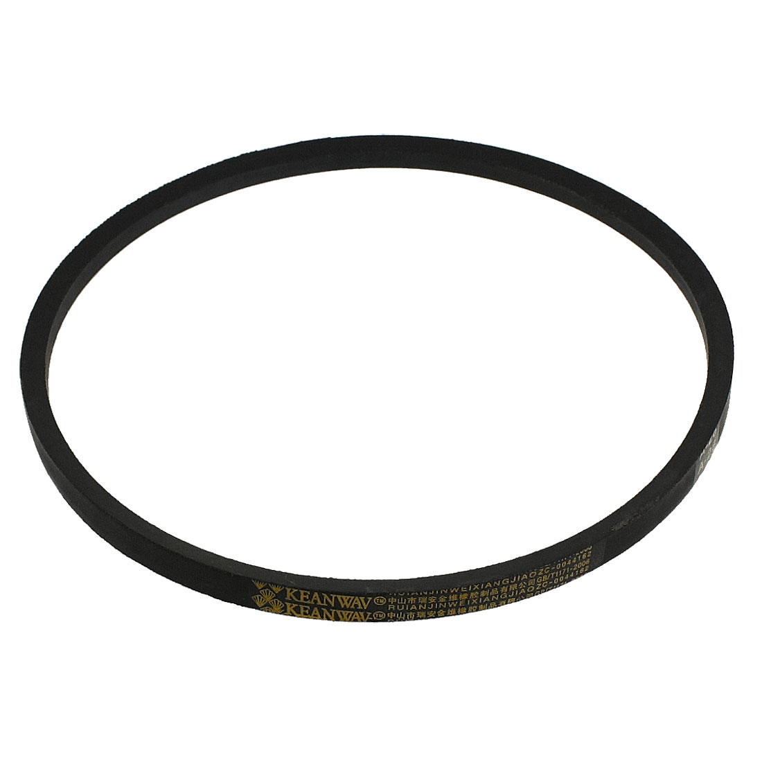 "33/64"" x 31 1/2"" Machinery Drive Band A Type Vee V Belt Black"