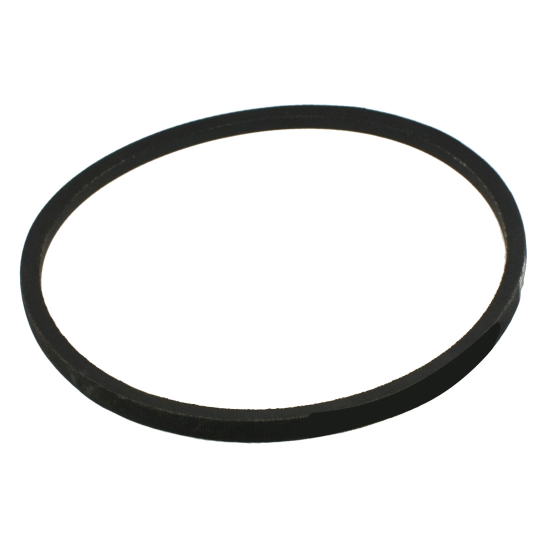 "Industry Lawn Mower Black Rubber B Type V Belt 43/64"" x 71"""