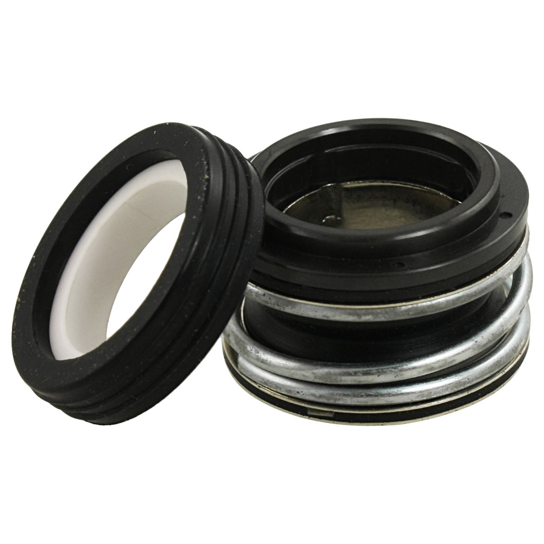 Water Pump Coil Spring Rubber Bellows Mechanical Shaft Seal 25mm